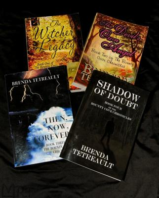 Books 1-4 of the Bounty Cove Chronicles