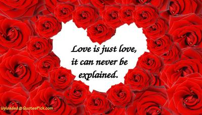 Love is just love...
